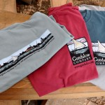 Gundalow Company t-shirt colors