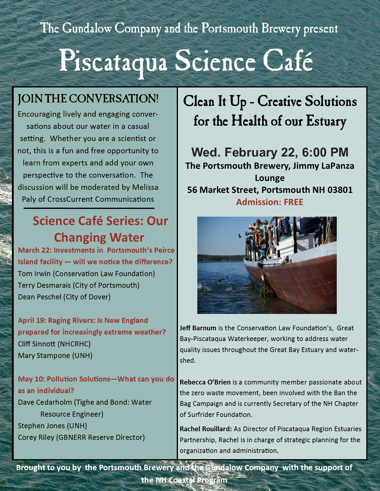 science cafe feb 22-2